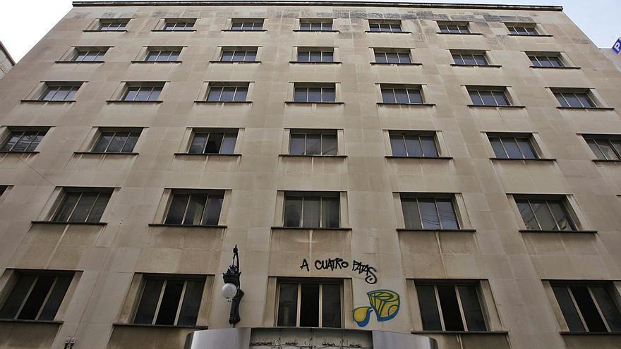 El Grupo IMED proyecta un hospital en el antiguo edificio de Iberdrola