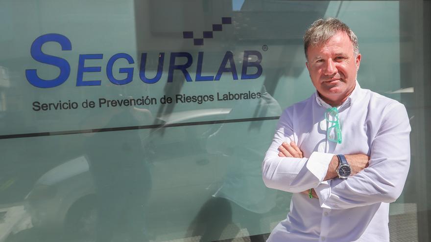 «Queremos colaborar en la campaña de vacunación para hacer frente al covid-19»