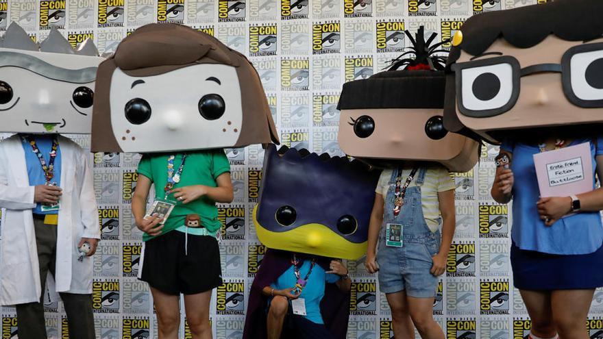 La Comic-Con de San Diego cancela su edición de 2020