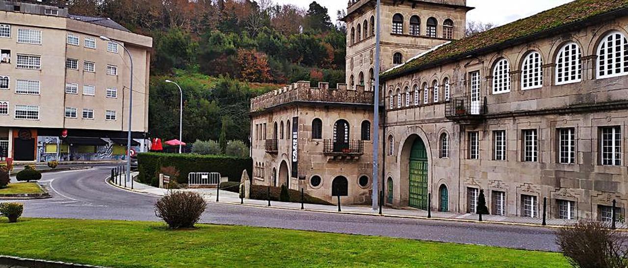 La reforma de la Praza de Ponteareas, en Redondela, será una de las actuaciones este año. |   // FDV