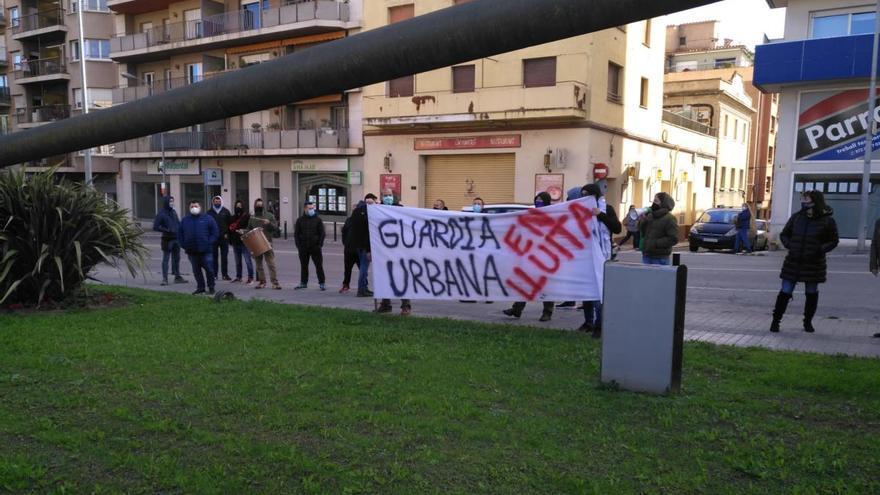 """La Guàrdia Urbana de Figueres no descarta fer """"escraches"""" als representants polítics"""