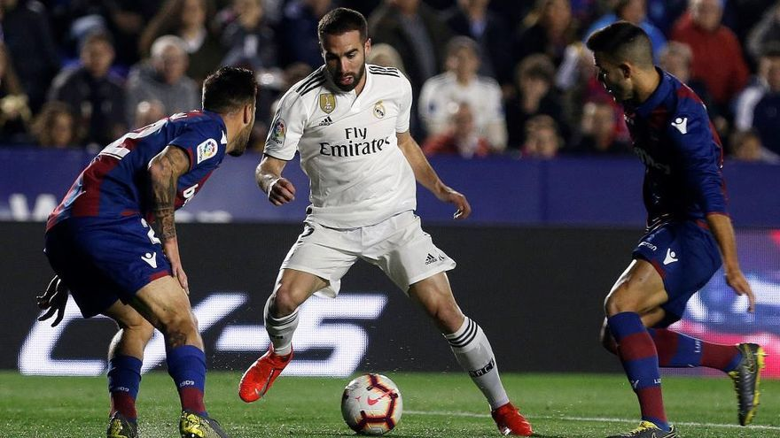 LaLiga Santander: Levante - Real Madrid