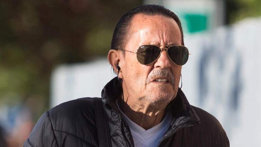 Julián Muñoz cumplirá en casa el resto de su condena