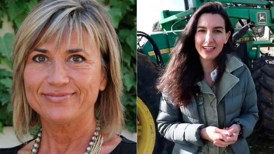 El hachazo de Julia Otero a Rocío Monasterio, presidenta de Vox Madrid, en Twitter