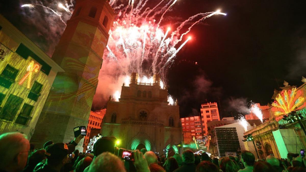 Castelló despide la 'no' Magdalena con la «esperanza en las fiestas del 2022»