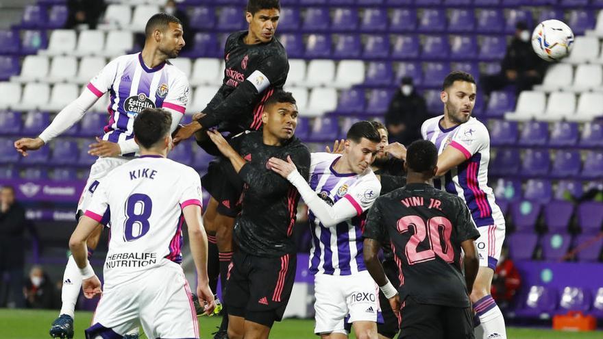 LaLiga Santander: Real Valladolid - Real Madrid