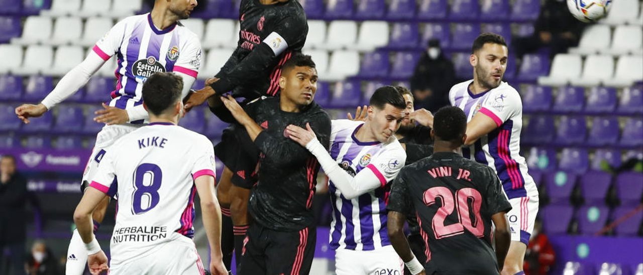 LaLiga Santander: Real Valladolid - Real Madrid