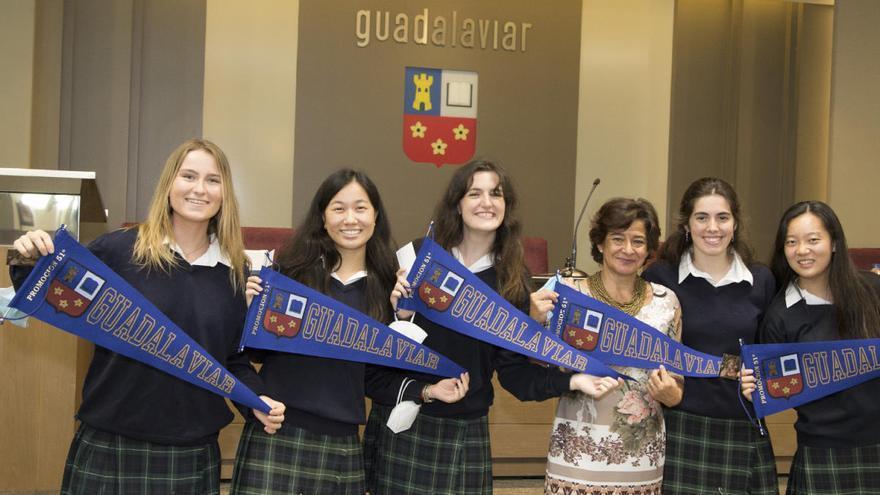 Una de cada cinco alumnas de Guadalaviar obtiene más de 13 puntos en su nota de selectividad