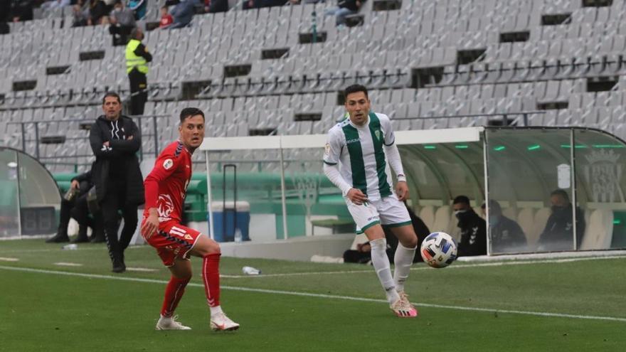 Los nombres propios del Córdoba CF ante el Murcia