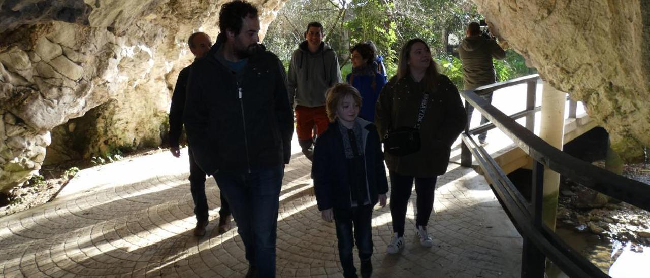 Visitantes, en una imagen de archivo.