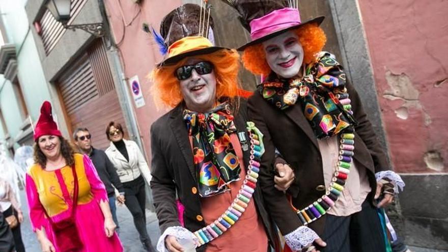 Las Palmas de Gran Canaria recurrirá la sentencia contra el carnaval de día en Vegueta