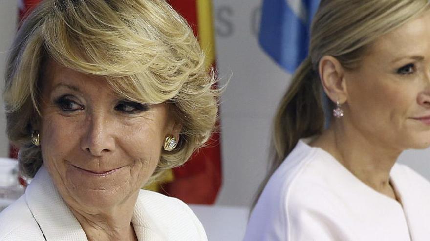 El jutge investiga Cifuentes i Aguirre per corrupció en el marc del cas Púnica