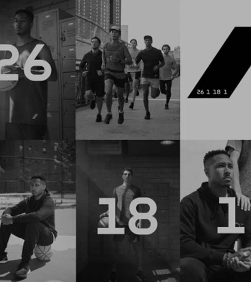 Zara Man lanza una línea de prendas deportivas
