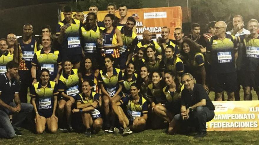 Atletes del CAM i del CAI són campions estatals autonòmics