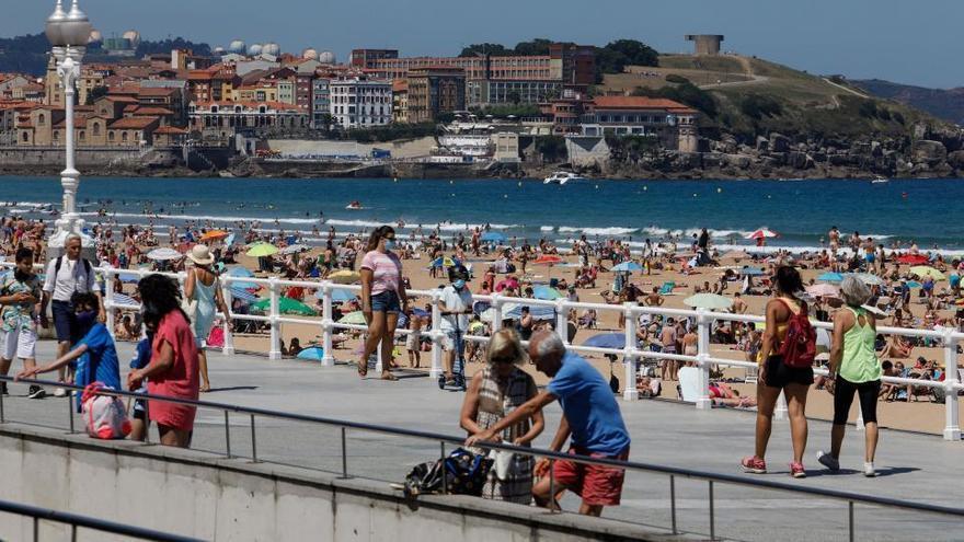 Asturias, en alerta amarilla por temperaturas de hasta 36 grados