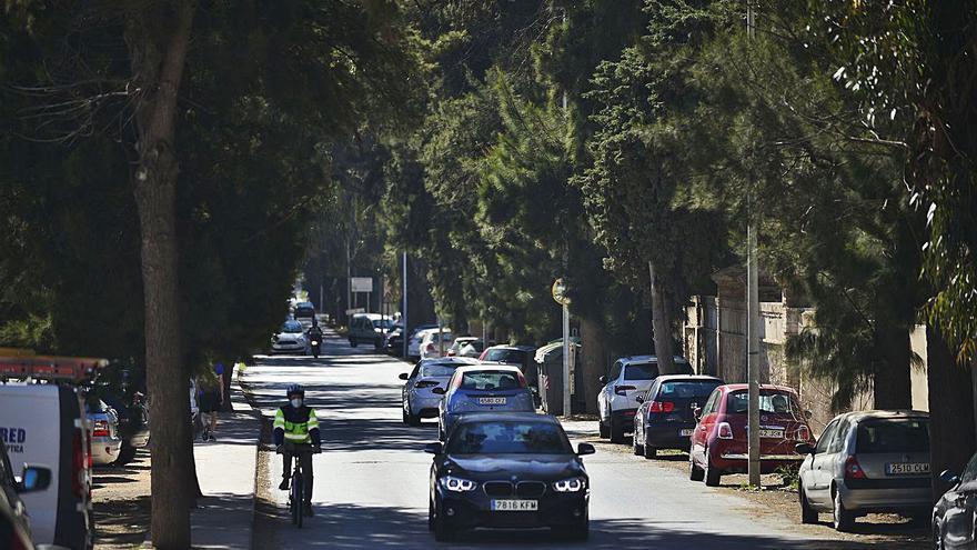 Una senda unirá La Rambla y La Algameca para facilitar el acceso a pie a Navantia y el Arsenal