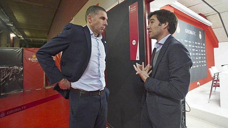 La lliga rebaixa encara més el límit salarial del Girona, que ara és de 4,15 milions