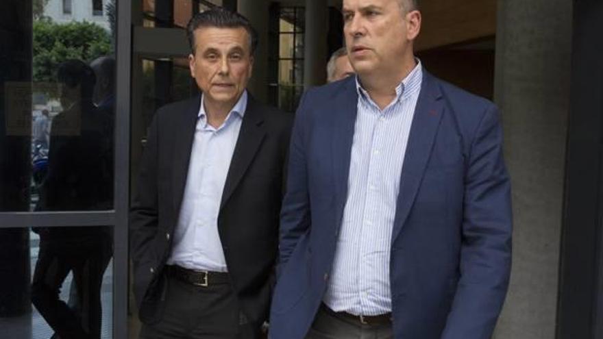 Otro yerno de la viuda de Sala  y el exdirector de Novocar echan un capote al acusado