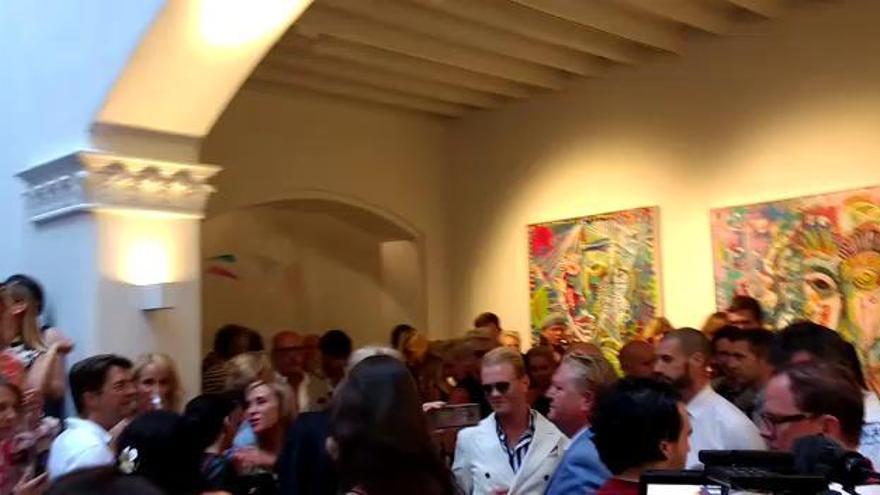 Wirbel um Leon Löwentraut in Palma de Mallorca