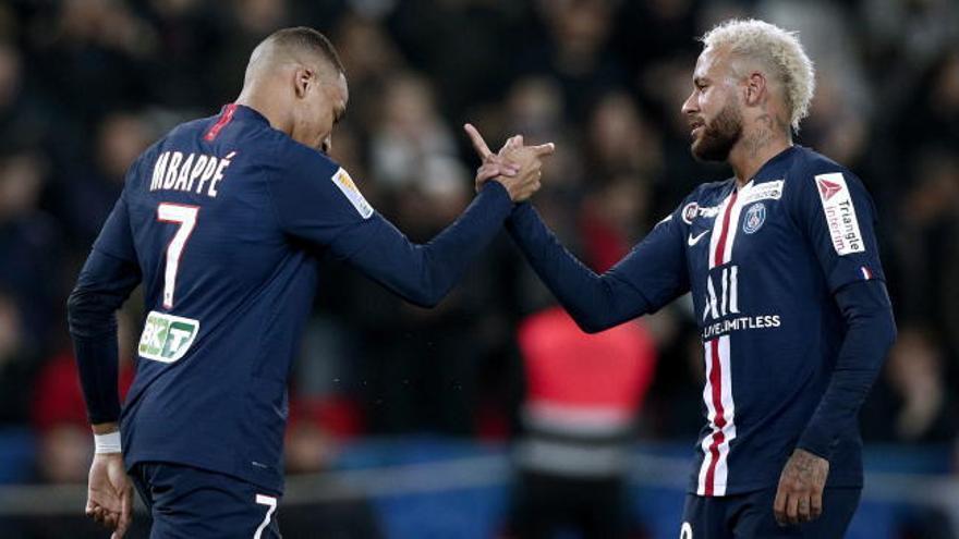 El PSG, oficialmente campeón de Francia tras darse por terminada la Ligue 1