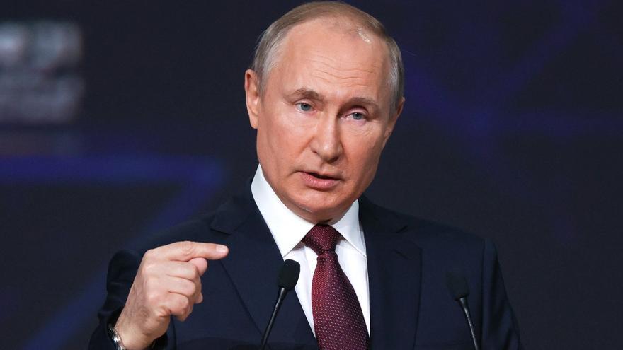 La UE pide a Putin apoyar una solución pacífica en Bielorrusia