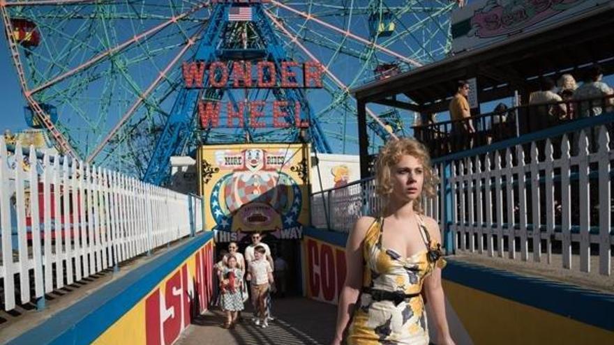 'Wonder Wheel': Woody Allen vuelve al puro drama