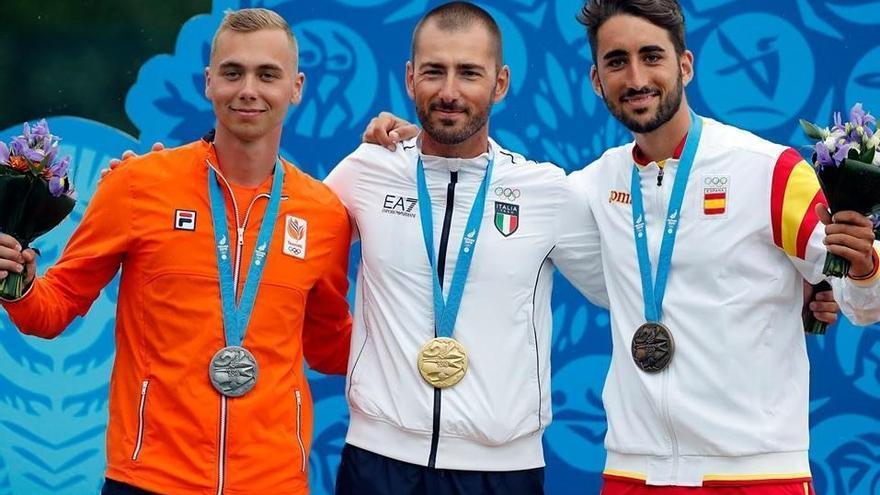 España suma dos nuevas medallas de bronce