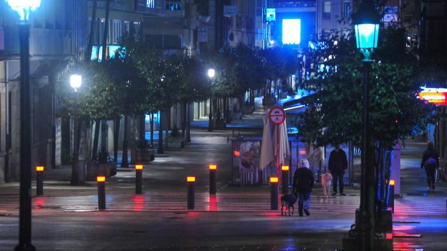 Galicia mantiene el toque de queda entre las 11 de la noche y las 6 de la mañana