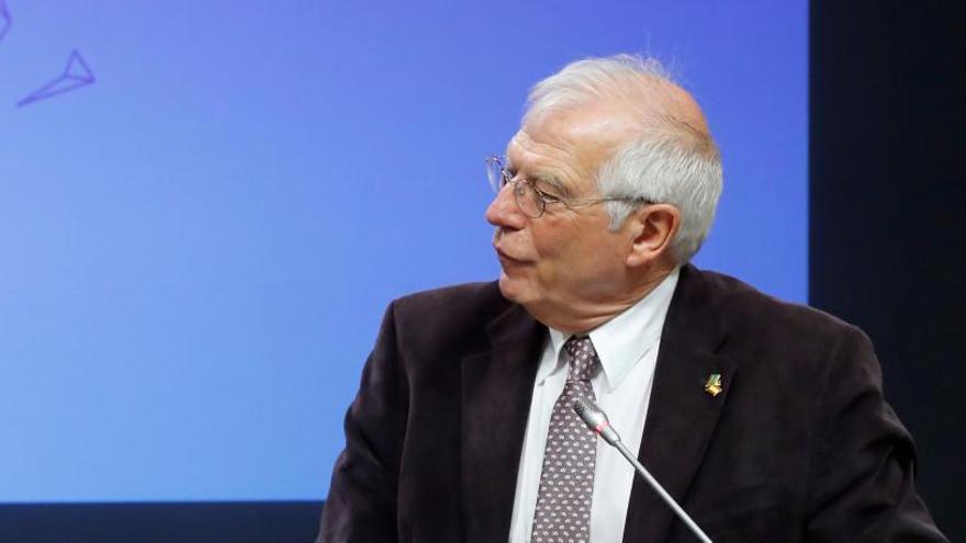 Borrell no confirma si el asalto a la Embajada de Corea del Norte tiene relación con la CIA