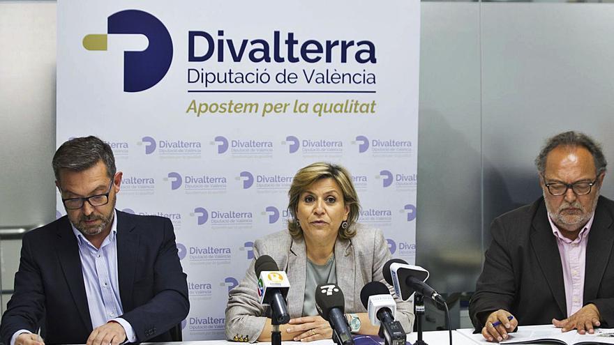 Los exdirectivos evitan devolver los finiquitos exigidos por Divalterra