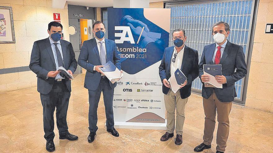 La construcción generará 6.500 empleos con los fondos europeos