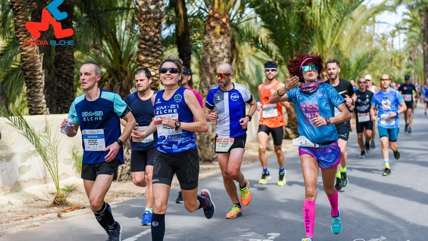 Elche celebra su 48 Media Maratón el 10 de octubre