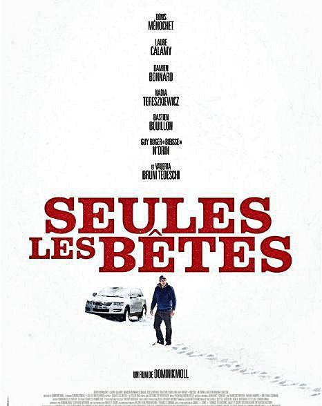 Cartel oficial de la película francesa.