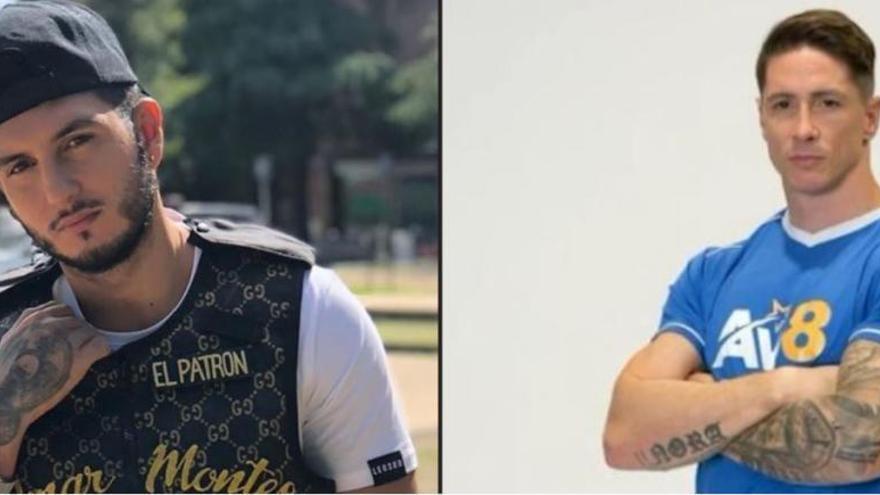 Omar Montes y Fernando Torres, a puñetazo limpio