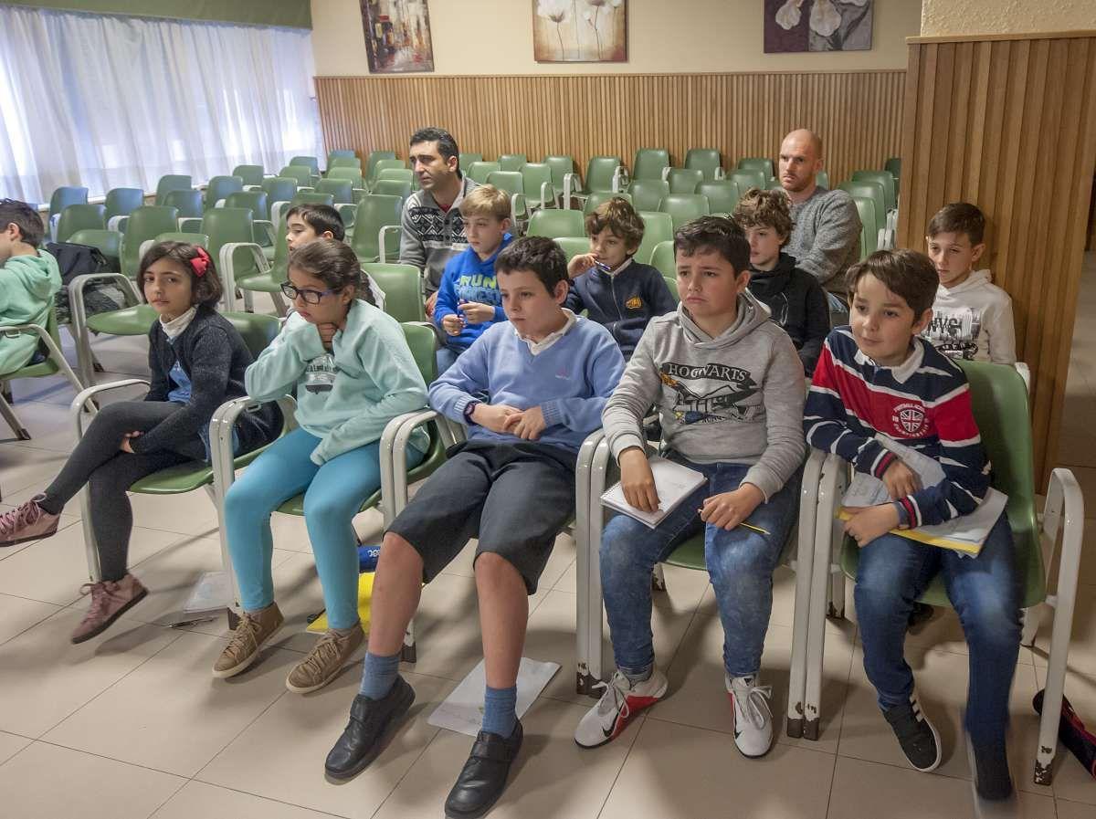 Visita de FARO en 2019 al CPR El Pilar - Maristas
