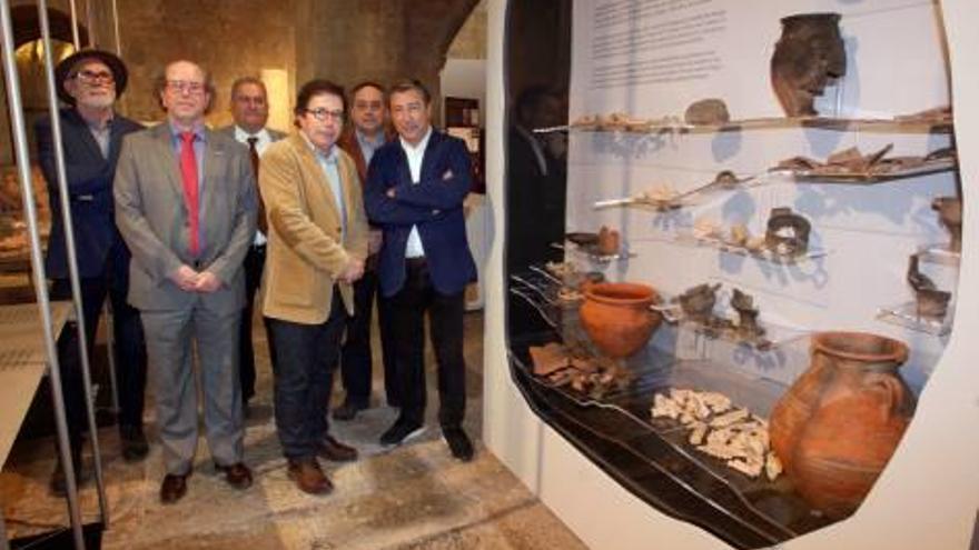 El Museu Arqueològic estira el fil de la innovació culinària des de la prehistòria