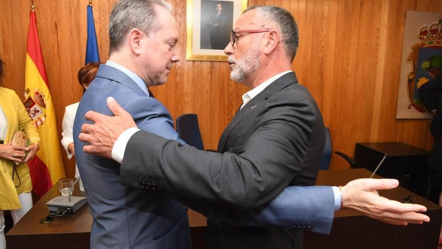 García Patiño revalida la Alcaldía de Cambre