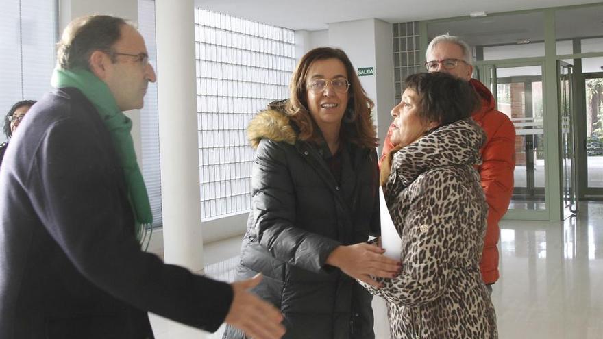"""Ladelegada del Gobierno en Castilla y León anima a las policías locales a sumarse al Sistema Viogén para luchar contra """"la lacra de la violencia de género"""""""