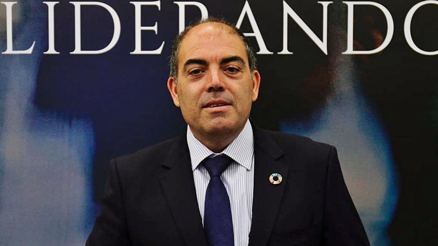 """Lorenzo Amor: """"He visto a más empresarios llorar ahora que en la crisis del 2008"""""""