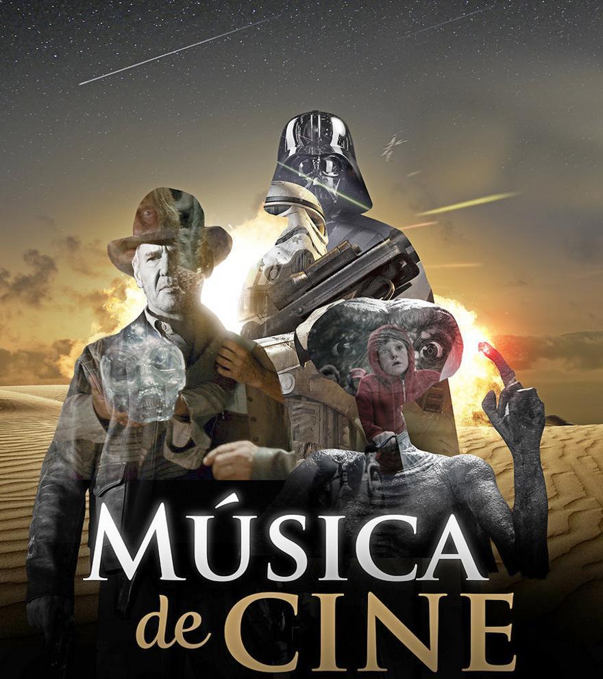 Concierto de música de cine