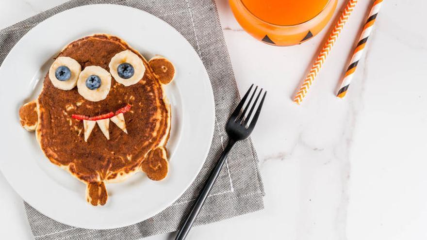 Cinco recetas para triunfar en Halloween