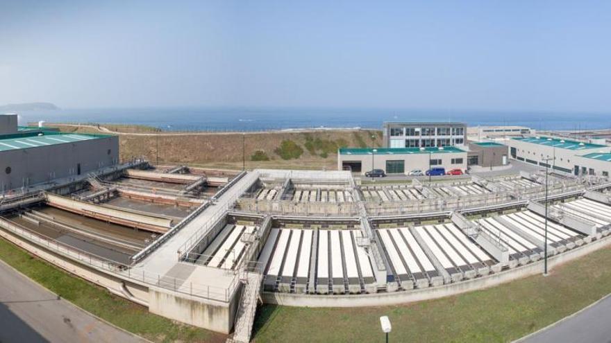 La depuradora de A Coruña estudia la incidencia del coronavirus en aguas residuales