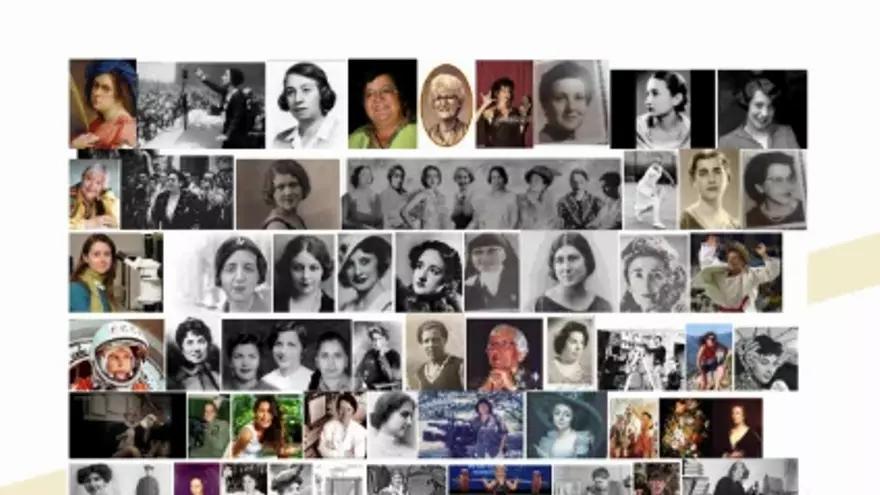 Mujeres: Historia entre tus manos