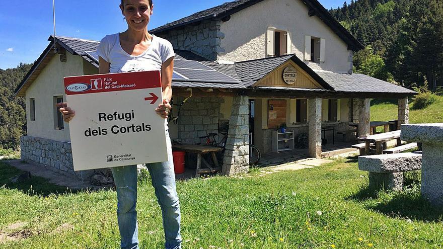 Una revifada al refugi dels Cortals