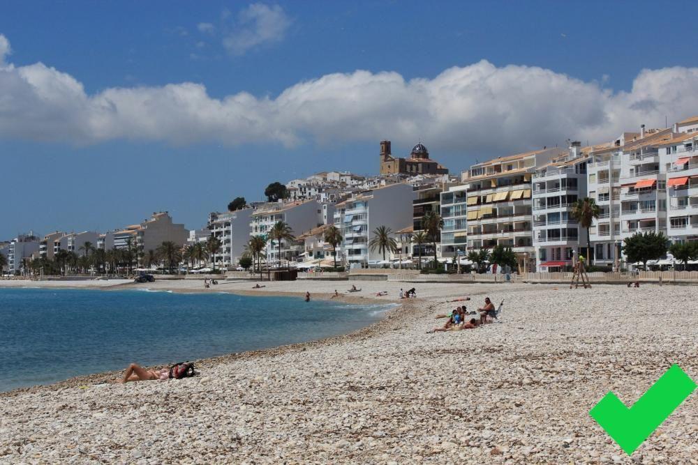 Playa de l'Espigó. Altea.