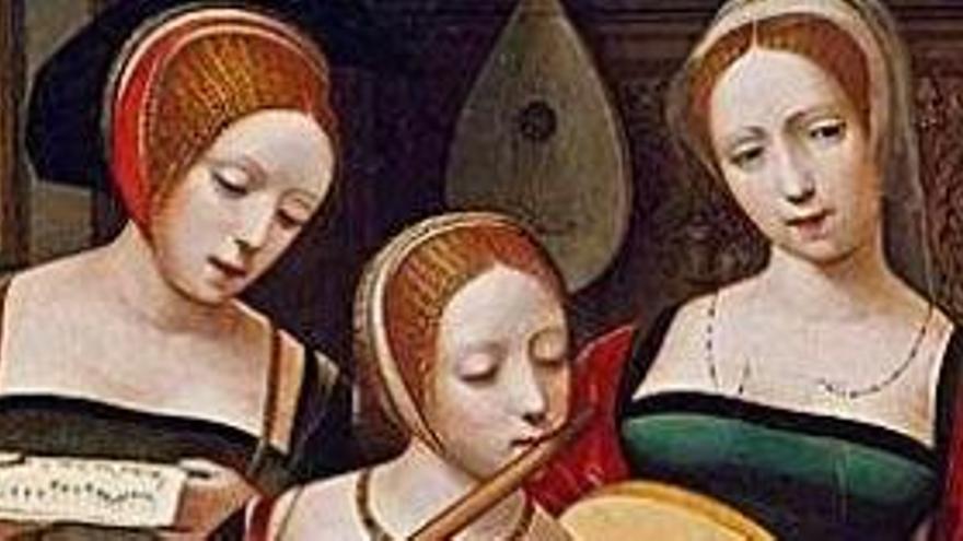 Joves i virtuoses: el 'Concerto delle donne'