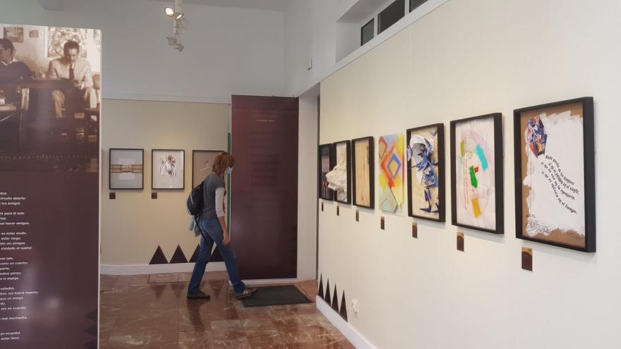 La Casa-Museo Antonio Padrón amplía la posibilidad de visitar 'Centenaria amistad'