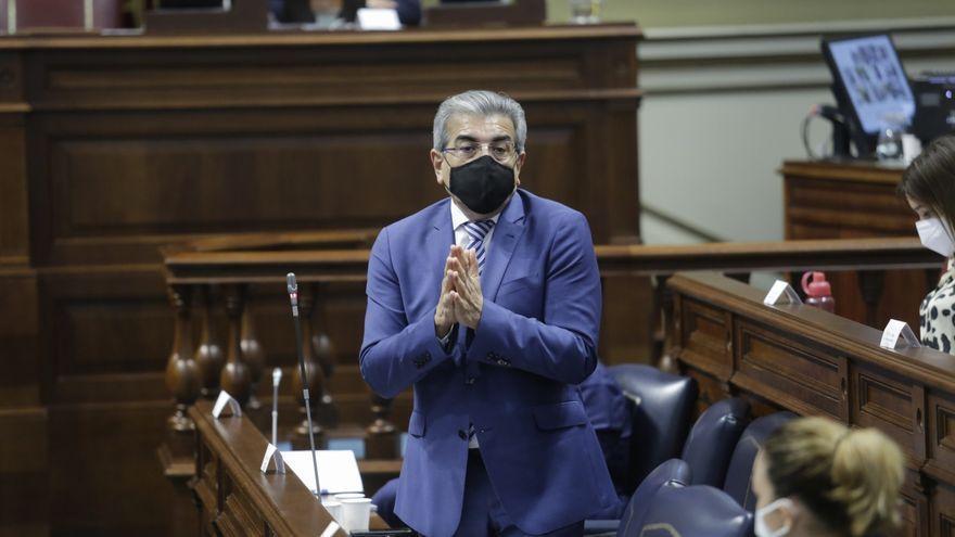 El Gobierno canario salva el presupuesto pese a la rotunda oposición del PP