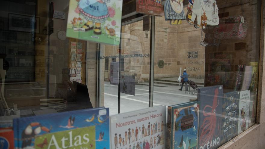 Las librerías de Zamora celebran su festividad con descuentos del 5%