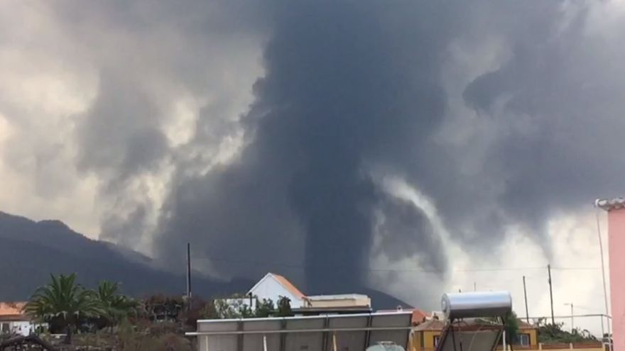 Directo | Rueda de prensa del Pevolca sobre la evolución de la erupción volcánica en La Palma